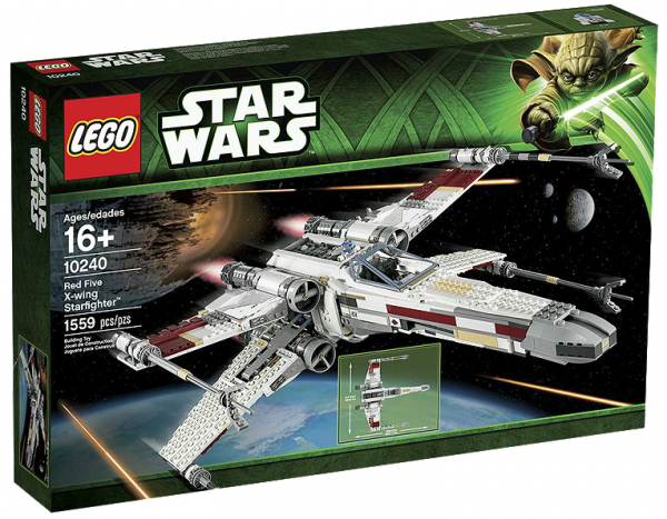 LEGO® 10240 Red Five X-wing Starfighter