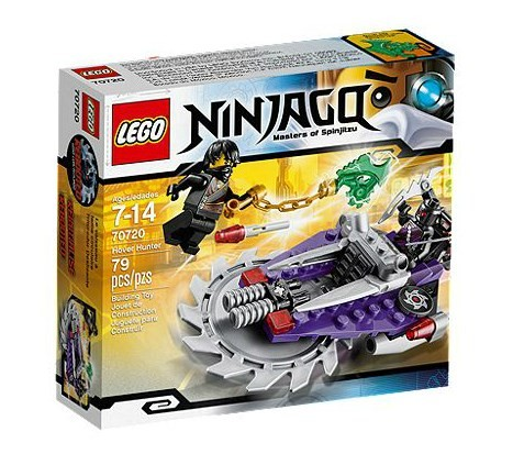 LEGO® Ninjago 70720 Schwebendes Sägekissen
