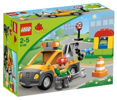 LEGO® DUPLO® 6146 Abschleppwagen