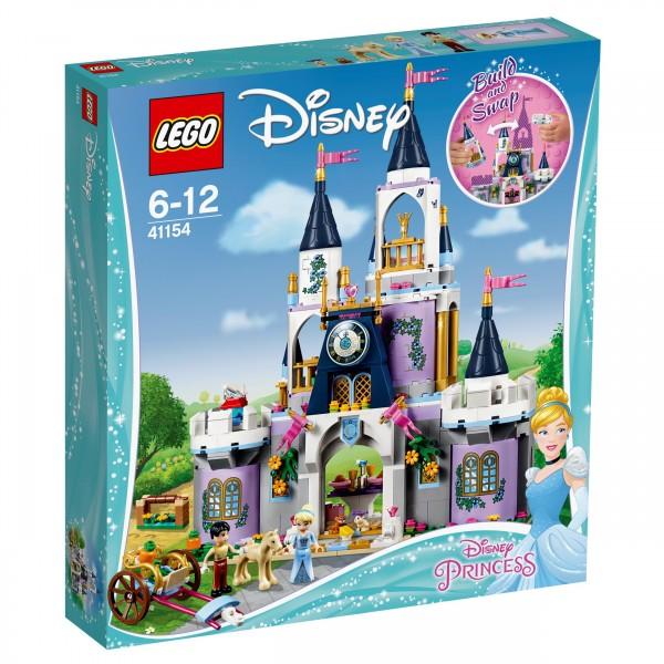 LEGO® Disney Princess 41154 Cinderellas Traumschloss