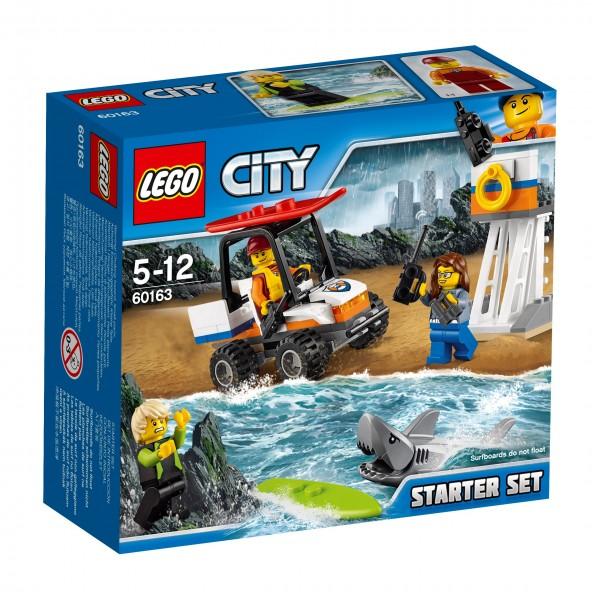 LEGO® CITY 60163 Küstenwache-Starter-Set
