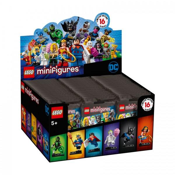 LEGO® 71026 DC Super Heroes Minifiguren Serie Thekendisplay