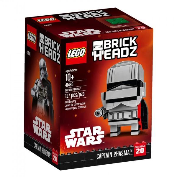 LEGO® BrickHeadz 41486 Captain Phasma