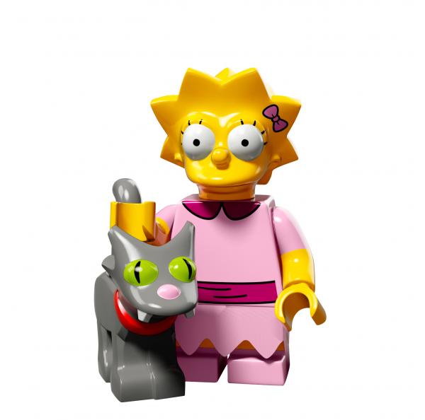 LEGO® The Simpsons Serie 2 - Lisa Simpson 71009-03