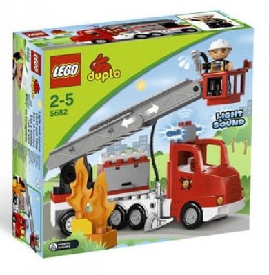 LEGO® DUPLO® 5682 Feuerwehrwagen
