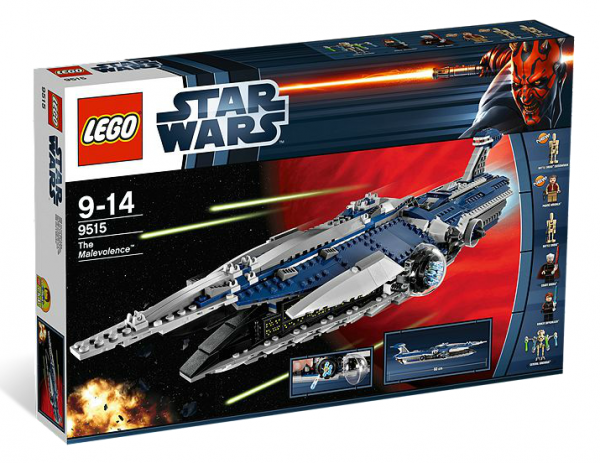LEGO® Starwars 9515 The Malevolence