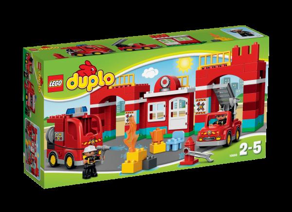 LEGO® DUPLO® 10593 Feuerwehr-Hauptquartier