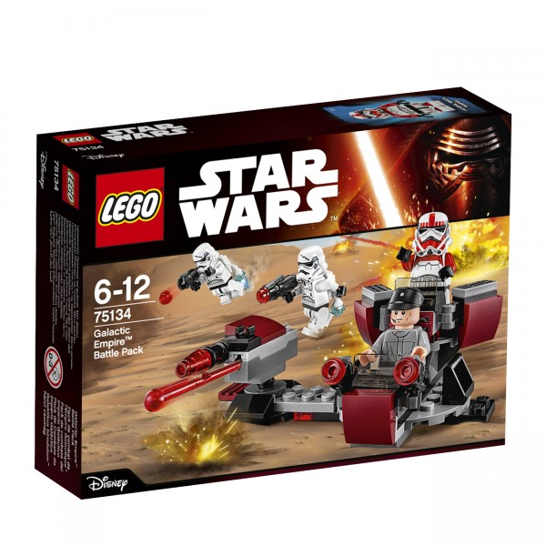 LEGO® Starwars 75134 Galactic Empire Battle Pack