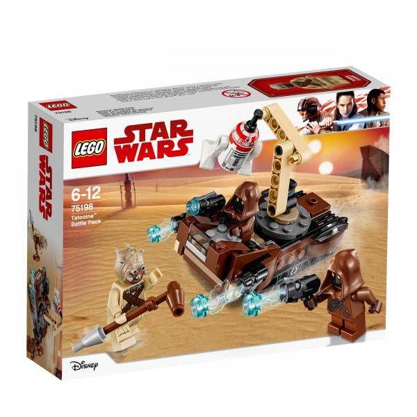 LEGO® Starwars 75198 Tatooine Battle Pack