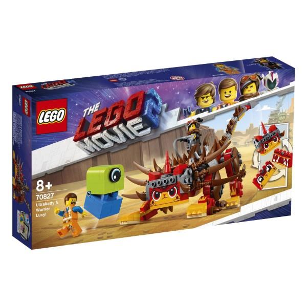 LEGO® Movie 2 - 70827 Ultrakatty & Krieger-Lucy!