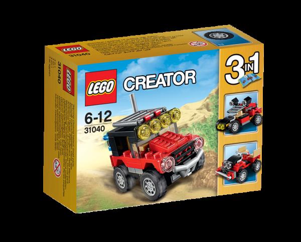 LEGO® Creator 31040 Wüstenflitzer