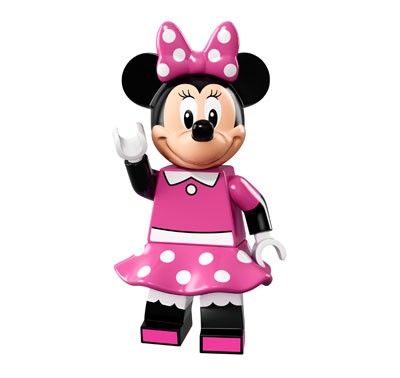 LEGO® Disney Minifiguren Serie 1 - Minnie Maus 71012-11