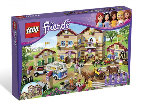 LEGO® Friends 3185 Großer Reiterhof