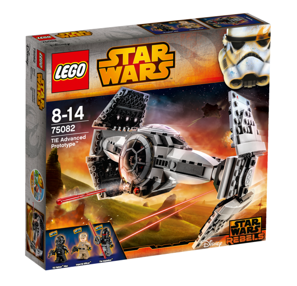 LEGO® Star Wars 75082 TIE Advanced Prototype