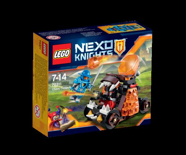 LEGO® Nexo Knights 70311 Chaos-Katapult