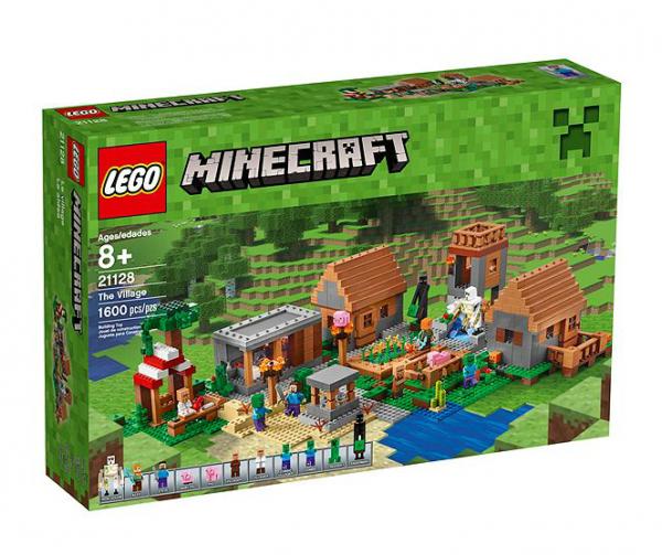LEGO® Minecraft 21128 Das Dorf