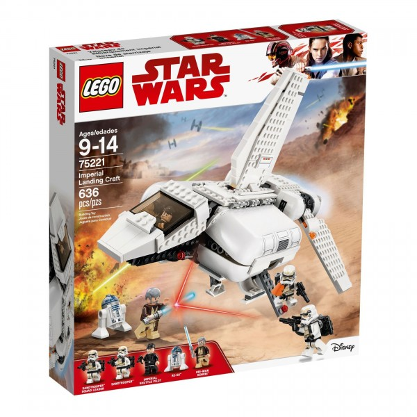 75091 LEGO Star Wars Flash Speeder günstig kaufen
