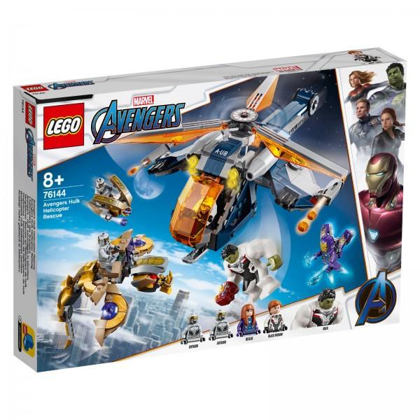 LEGO® Marvel Super Heroes 76144 Avengers Hulk Helikopter Rettung