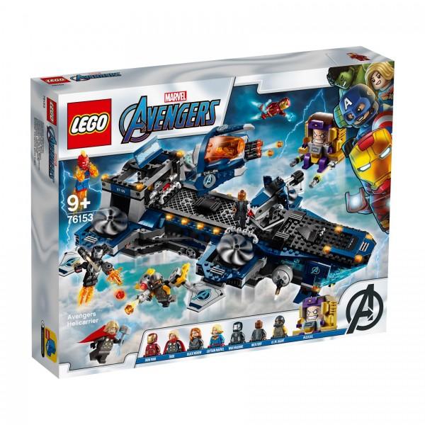 LEGO® Marvel Super Heroes™ 76153 Avengers Helicarrier