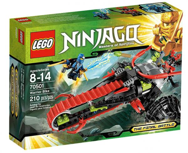 LEGO® Ninjago 70501 Samurai-Bike