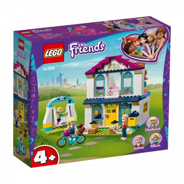 LEGO® Friends 41398 Stephanies Familienhaus