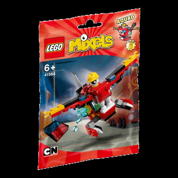 LEGO® Mixels 41564 AQUAD