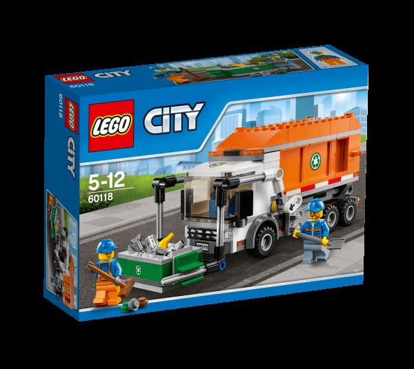 LEGO® CITY 60118 Müllabfuhr