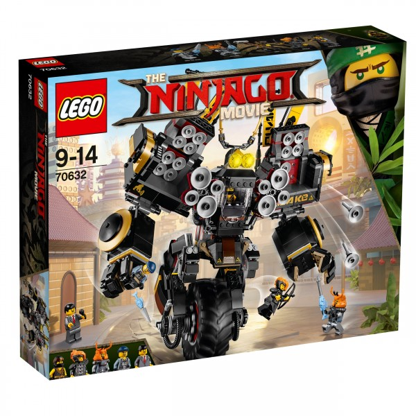 LEGO® Ninjago Movie 70632 Cole's Donner-Mech
