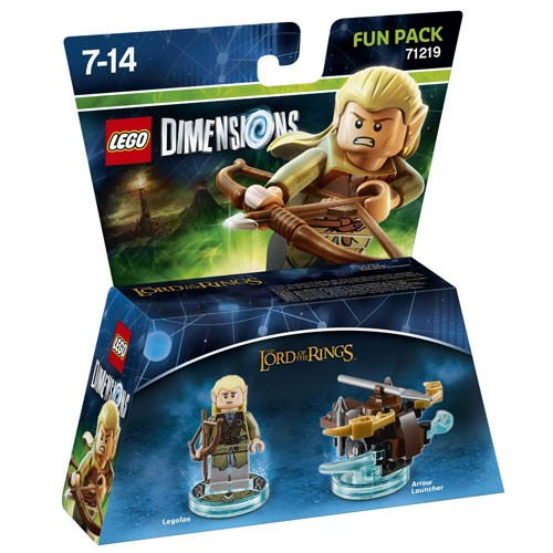 LEGO® Dimensions 71219 Fun Pack LOTR: Legolas