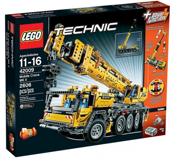 LEGO® Technic 42009 Mobiler Schwerlastkran