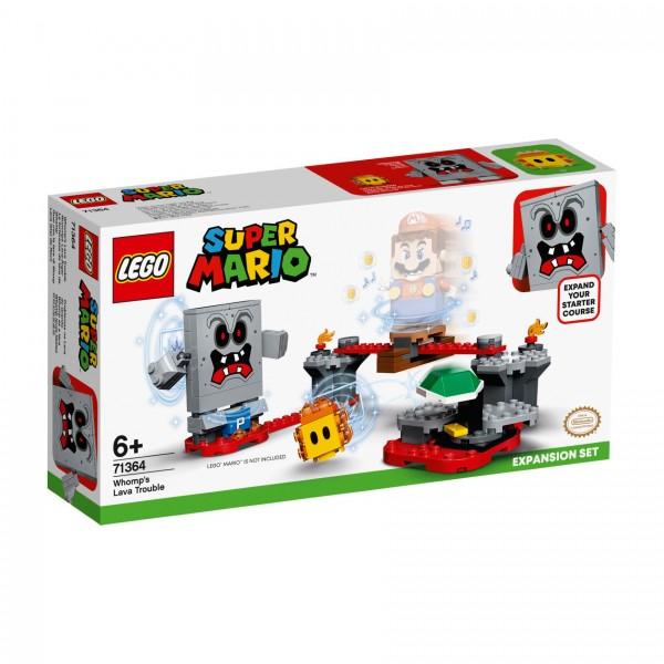 LEGO® Super Mario™ 71364 Wummps Lava-Ärger - Erweiterungsset