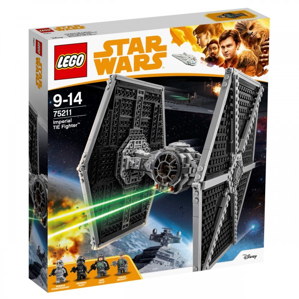 LEGO® Starwars 75211 Imperial TIE Fighter