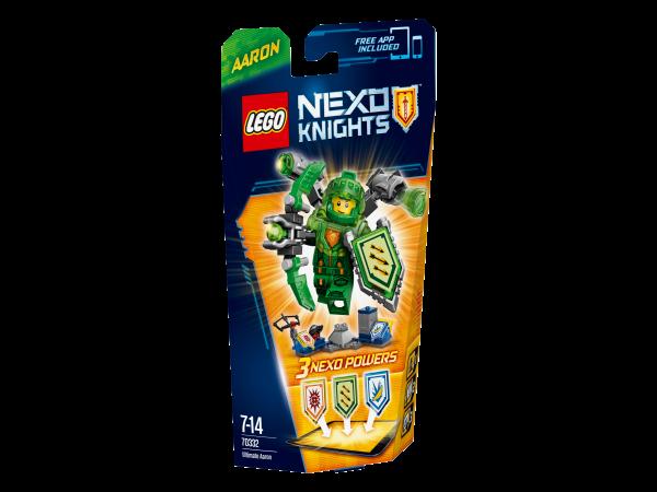 LEGO® Nexo Knights 70332 Ultimativer Aaron
