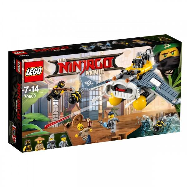 LEGO® Ninjago Movie 70609 Mantarochen-Flieger
