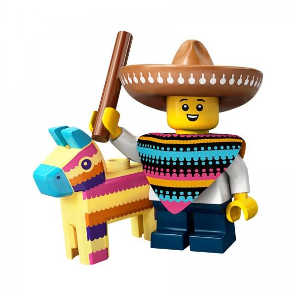LEGO® Minifigur Serie 20 71027-01: Piñata-Jungen