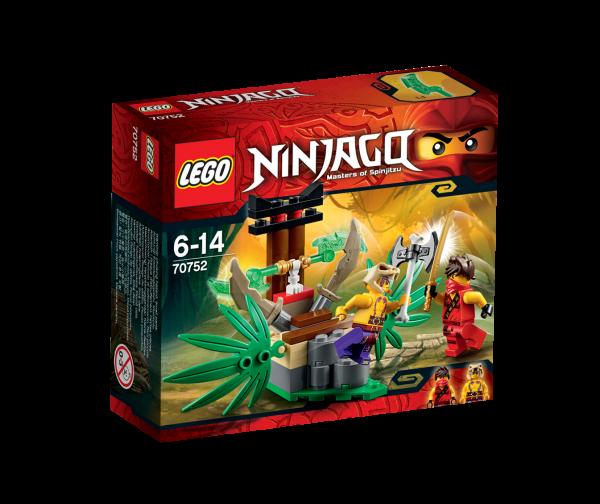 LEGO® Ninjago 70752 Dschungelfalle