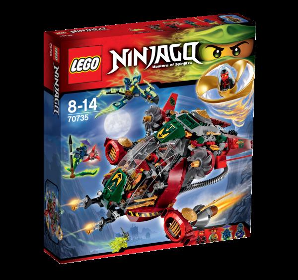 LEGO® Ninjago 70735 Ronin R.E.X.