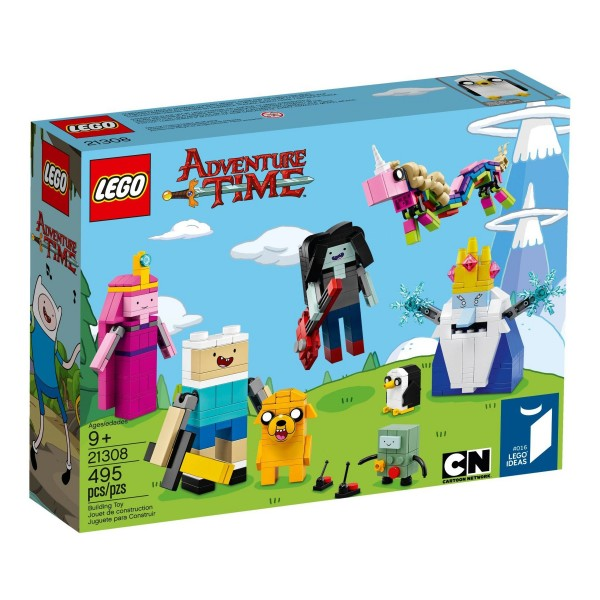 LEGO® Ideas 21308 Adventure Time