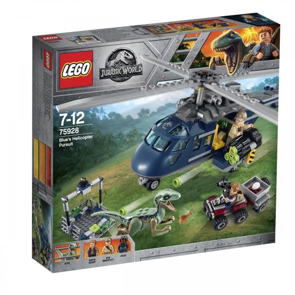 LEGO® Jurassic World 75928 Blue's Hubschrauber-Verfolgungsjagd
