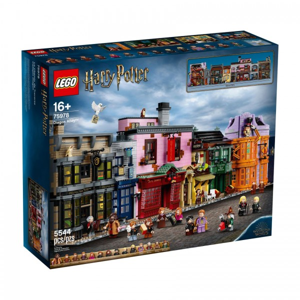 LEGO® Harry Potter 75978 Winkelgasse
