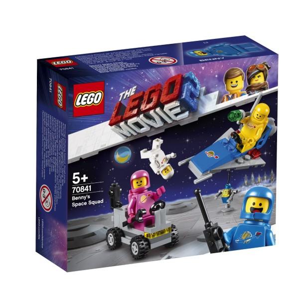 LEGO® Movie 2 - 70841 Bennys Weltraum-Team