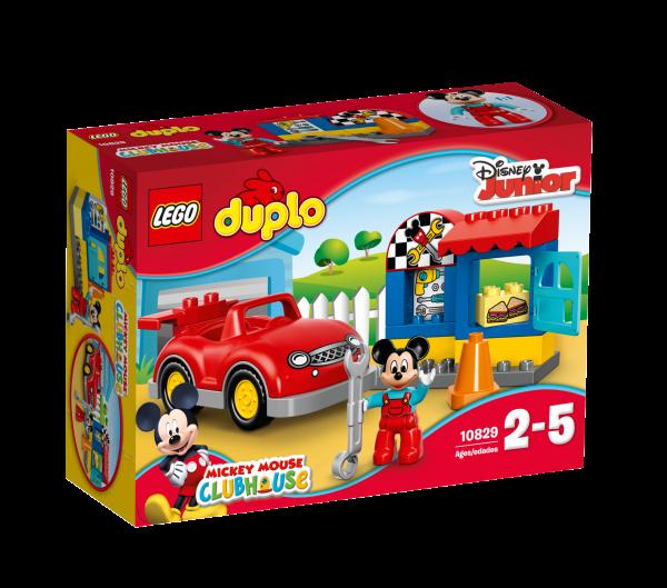 LEGO® DUPLO® 10829 Mickys Werkstatt