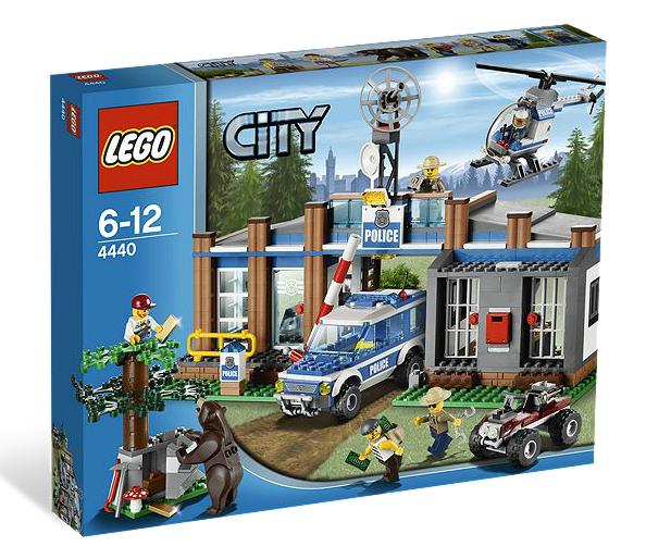 LEGO® CITY 4440 Forstpolizeirevier