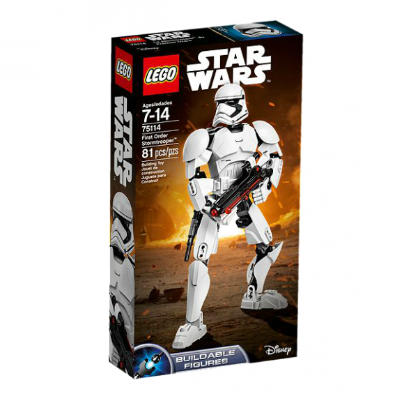 LEGO® Starwars 75114 First Order Stormtrooper