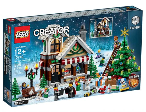 LEGO® 10249 Weihnachtlicher Spielzeugladen