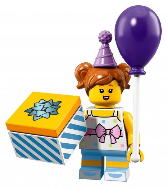 LEGO® 71021 Minifiguren Serie 18: Geburtstagspartymädchen 71021-06