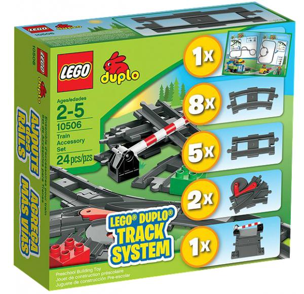 LEGO® DUPLO 10506 Eisenbahn Zubehör Set