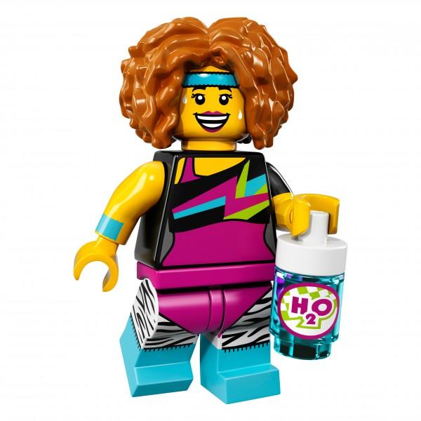 LEGO® 71018 Minifigur Serie 17 - Tanztrainerin 71018-14