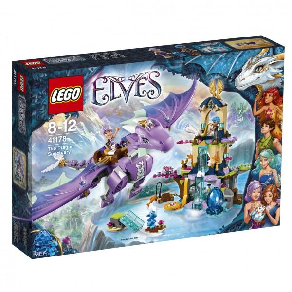 LEGO® Elves 41178 Das Drachenversteck