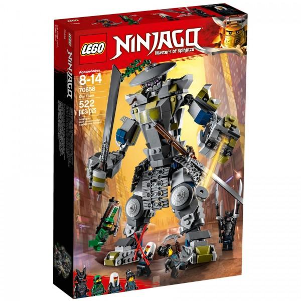 LEGO® Ninjago 70658 Oni-Titan